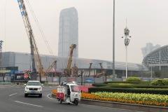 Guangzhou trade fair area