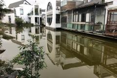 Outside canal: looks like Suzhou