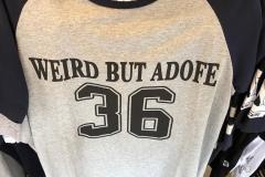 Weird but adofe