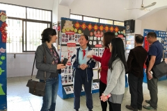 Tour of the school